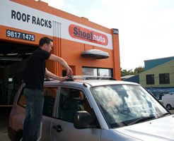 Fitting a Rola Sports roof rack